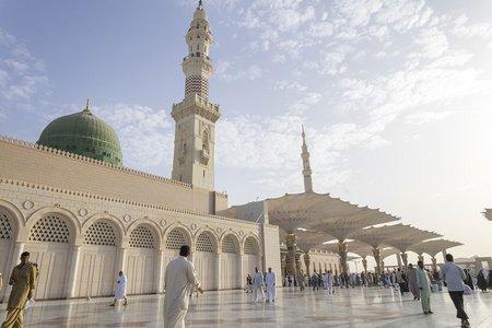 About Medina, Saudi Arabia